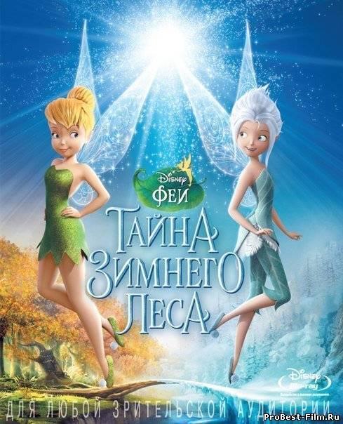 Феи: Тайна зимнего леса (<b>2012</b>)